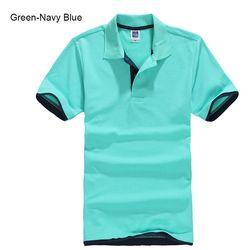 Plus la Taille XS-3XL Marque Nouveau Hommes Polo Shirt de Haute Qualité hommes Coton À Manches Courtes chemise Marques maillots D'été Hommes polo chemises
