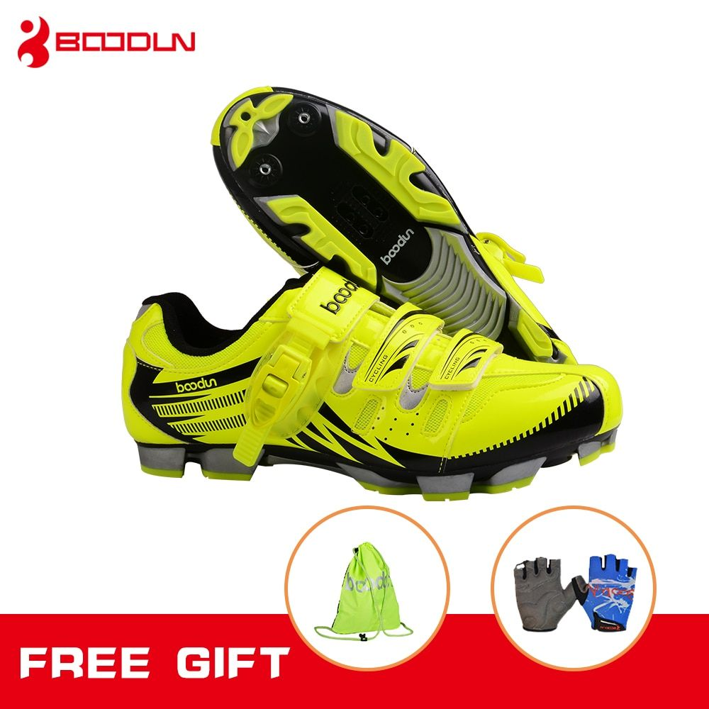 Boodun Breathable Mountain Cycling Shoes Summer Leisure Sports Outdoor MTB Road <font><b>Bike</b></font> Bicycle Lock Shoes Riding Shoes Men&Women