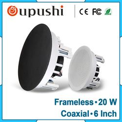 20 W Coaxial horn ceiling speaker Loudspeaker for public broadcasting system background music ks823B