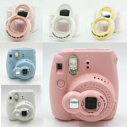 Neue Selfie Spiegel für Fujifilm Instax Kamera Mini 8 Mini 7 s Mini 9 Selbst Porträt Spiegel Close Up Objektiv selfie für Instant Kamera