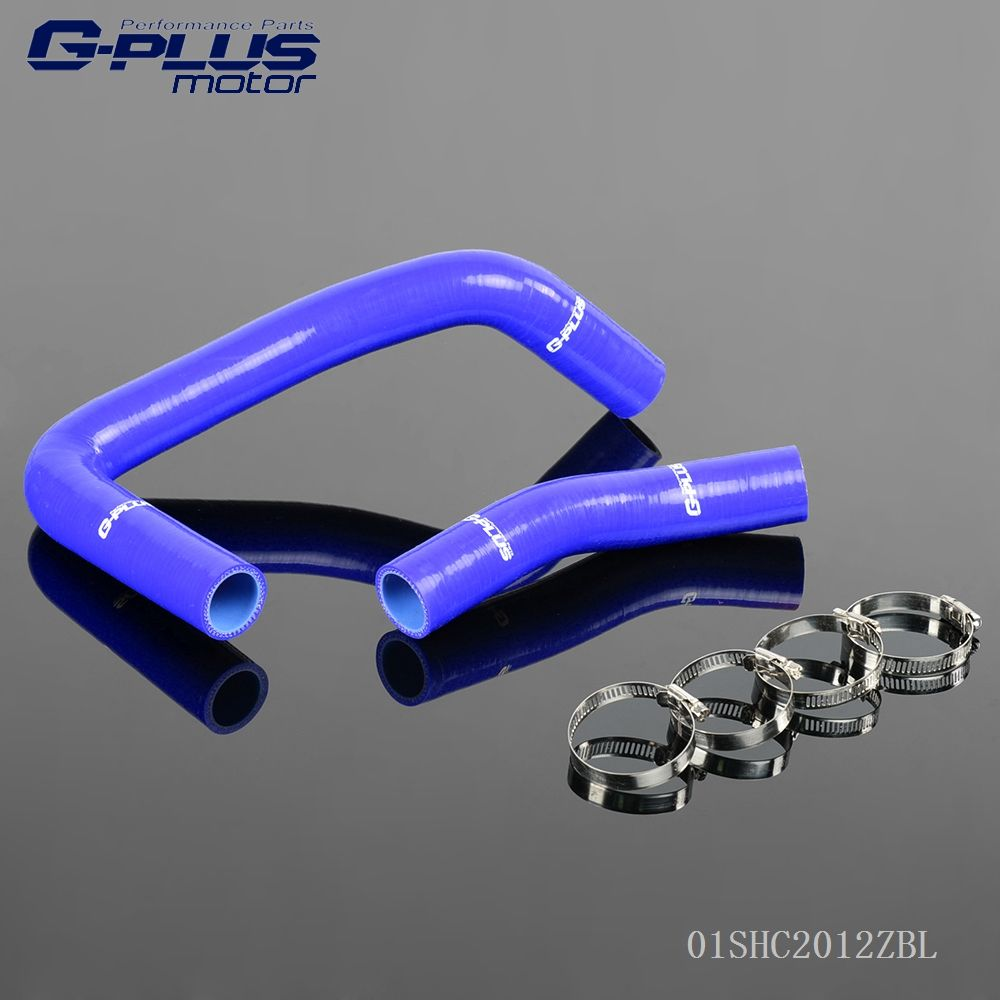 Silicone Radiator Hose Kit Fit For TOYOTA COROLLA AE86 4A-GE 4AGE 83-87