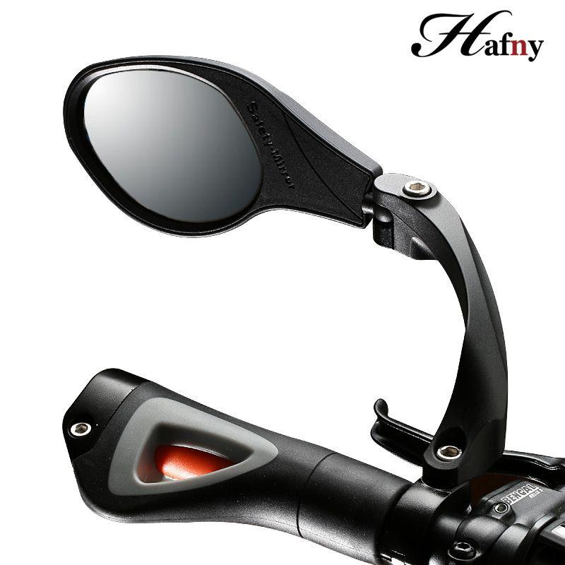 Bicycle Mirror MTB <font><b>Road</b></font> Bike Rear View Mirror Cycling Handlebar Back Eye Blind Spot Mirror Flexible Safety Rearview Bike Mirrors