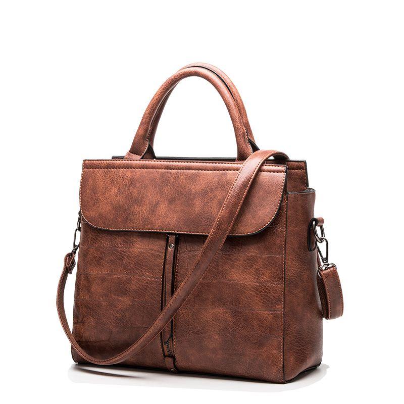 Luxury Brand Woman Bag 2017 Designer Women's Handbags Genuine Leather Bags For Women CrossBody Chain Ladies Crocodile Bag X68