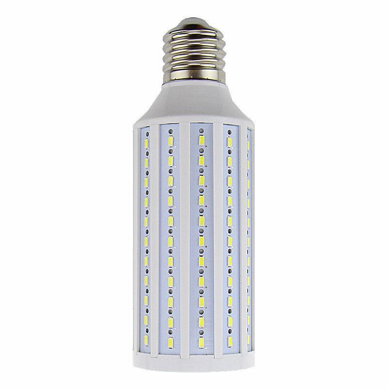 Haute lumineux Lampada 4300 LM 50 W E40 Ampoule LED Lumière 165 led 5730 SMD Maïs Lampe AC110/220 V Blanc Chaud/Froid Blanc livraison gratuite