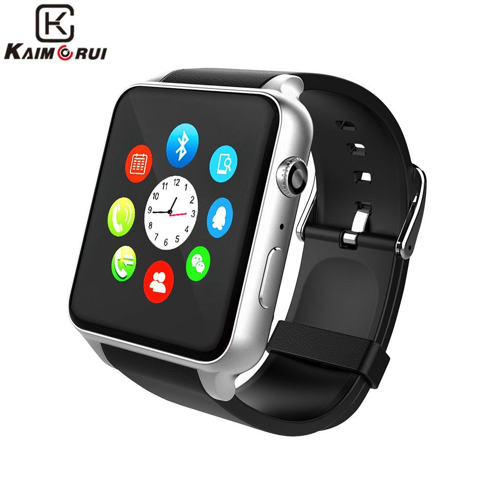 Kaimorui Montre Smart Watch GT88 Sommeil Moniteur Podomètre Électronique Intelligente Soutien Moniteur de Fréquence Cardiaque pour IOS Android Smart Montres