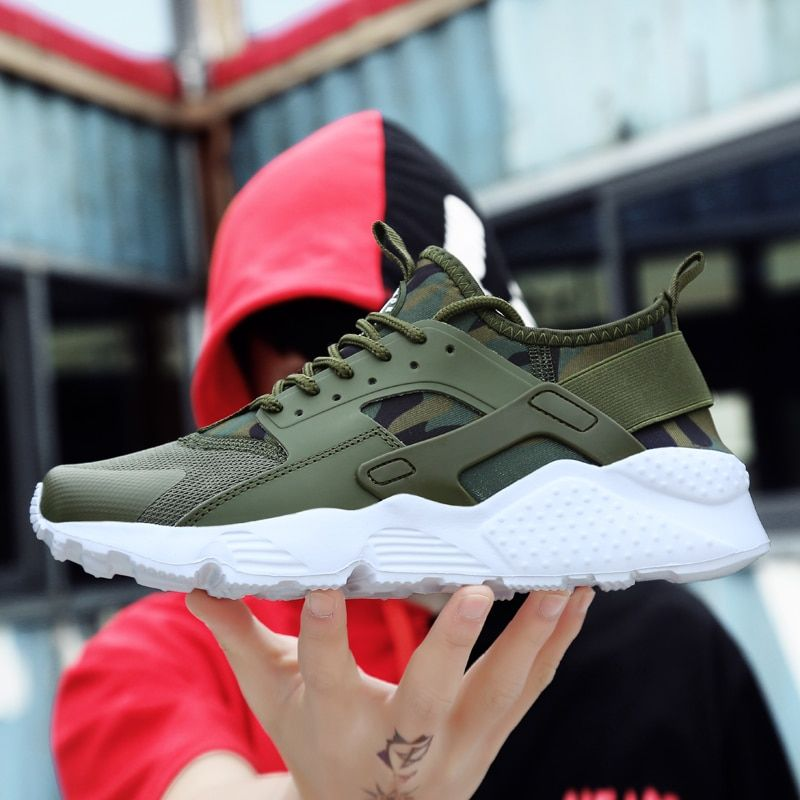 2019 Breathable Running Shoes For Men Shoes Air Huaraching Man Bounce Sneakers Outdoor Sport Shoes Professional Training Shoes