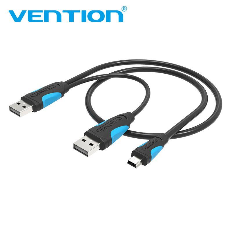 Tions Mini Usb-kabel Sync Daten USB 2.0 Netzteil Ladegerät und Transfer Usb-kabel Für Computer MP4 MP3 Festplatte Kamera Mini
