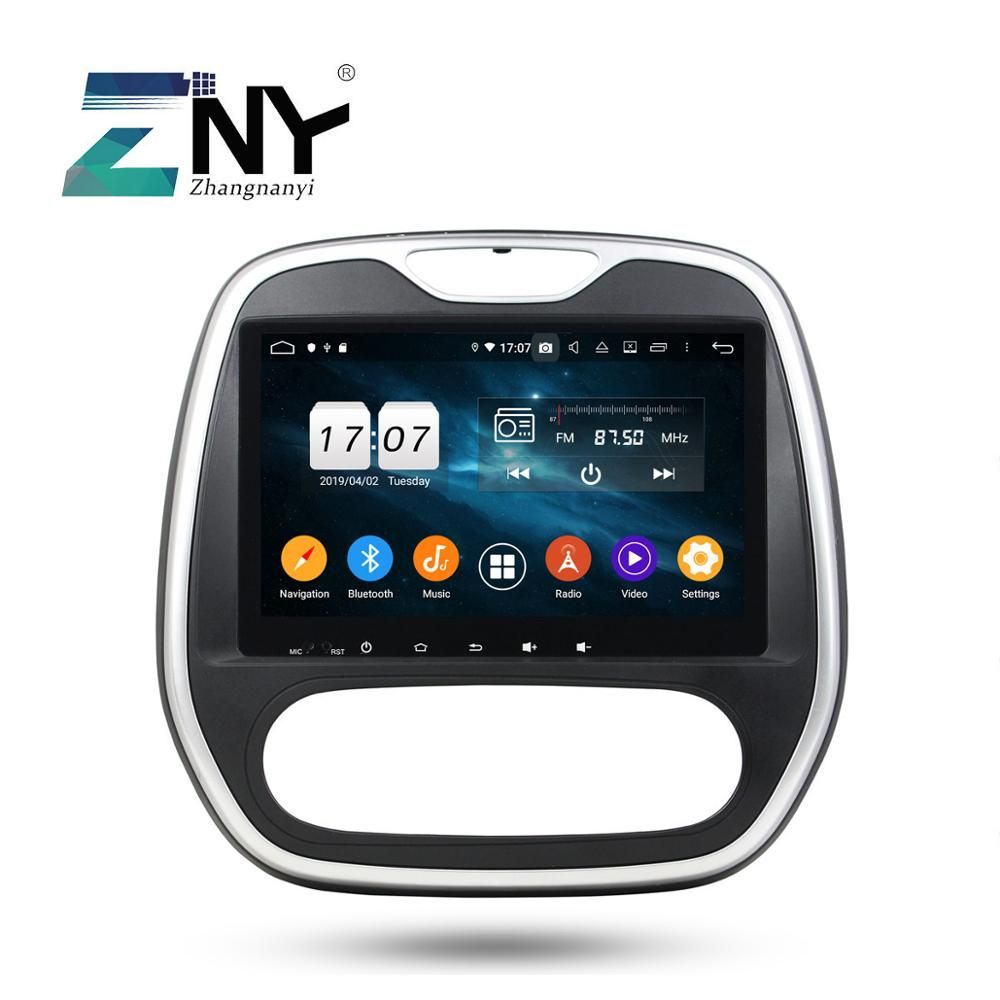 9 IPS Android 9.0 Auto Radio Für Renault Captur 2011-2017 Multimedia GPS Navigation FM RDS Audio Video Stereo keine DVD-Geschenk Kamera