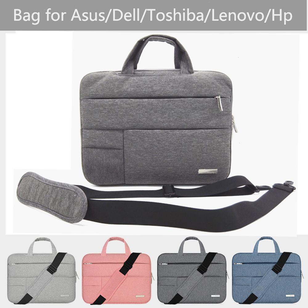 Нейлон 11 12 13 14 15.4 15.6 дюймов ноутбук сумка рукав для Dell Asus Acer Lenovo Apple MacBook Air Pro retina Тетрадь сумка