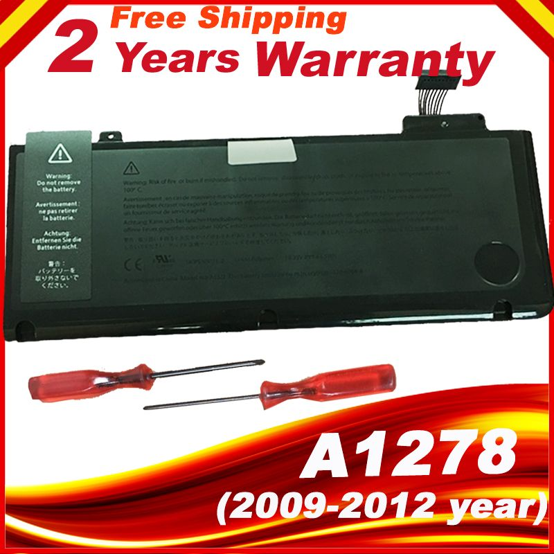 A1322 battery For APPLE MacBook Pro 13