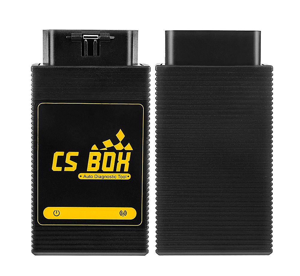 AUTOOL CS BOX OBDII Bluetooth Multi System Diagnose Werkzeug USW EPB Airbag ABS Schlüssel Programm DPF für Android Starten EasyDiag