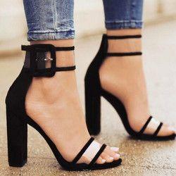 2018 verano Zapatos mujer t-etapa bailando la moda alto talón sandalias Sexy Stiletto partido Zapatos negro blanco 2258 W