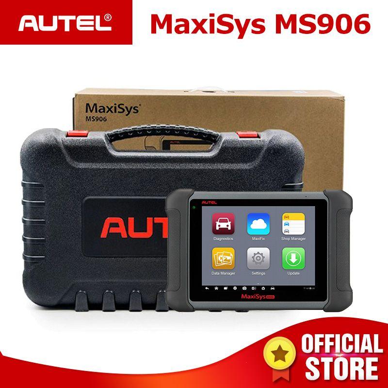 Autel MaxiSys MS906 Automotive Diagnostic System Leistungsstarke als MaxiDAS DS708 & DS808 freies Update online