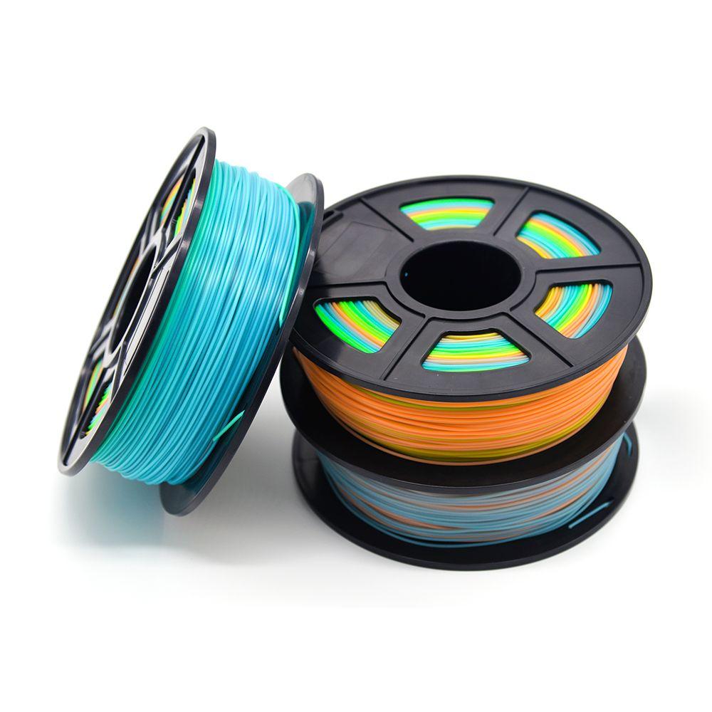 ABS Plastic 3D Printer 1kg 1.75MM Supplies Filament for <font><b>RepRap</b></font> 3D filament ABS filament 1.75 impressora 3D filamento