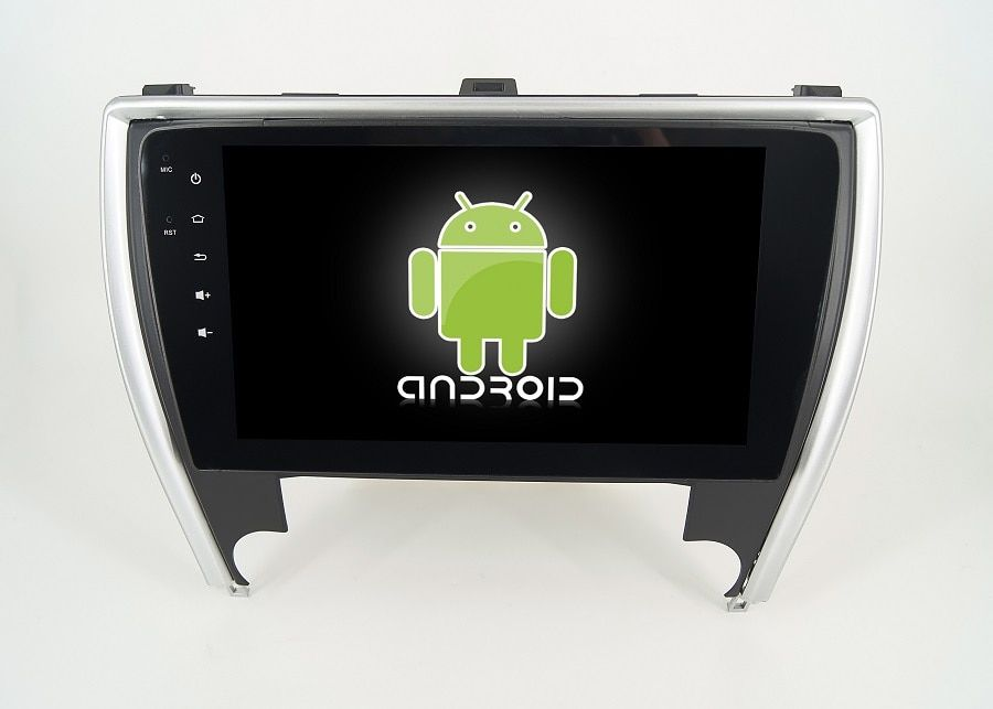 Navirider Android 8.1.0 octa core auto dvd player für toyota Camry 2016 UNS ver gps + glosnass multimedia steuergerät stereo autoradio