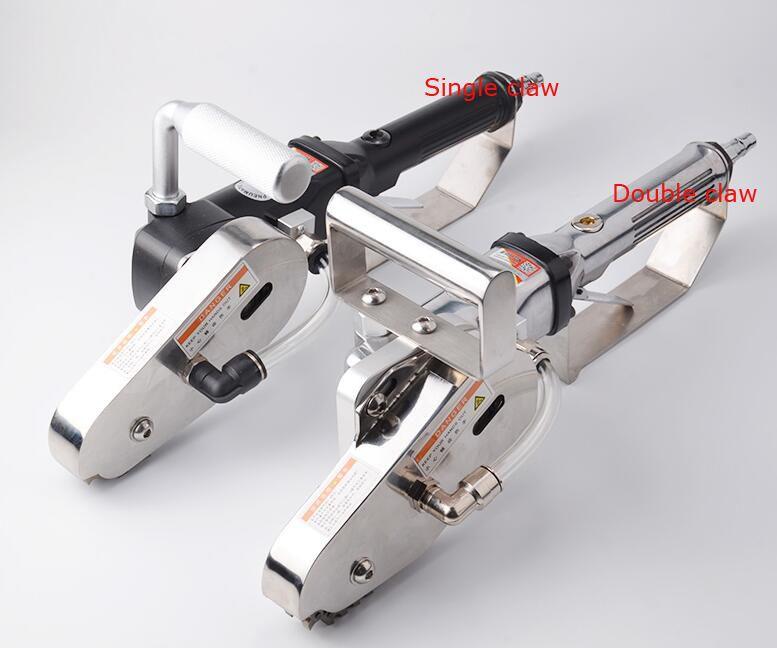Pneumatische Abfall Stripper Karton Papier Rand maschine Papier Jamming maschine Abisoliermaschine Trimmen Werkzeug