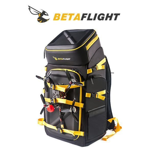 FREE SHIPPING Betaflight Hive Backpack serious fliers have multiple quads and many tools and accessories they can carry RC plane