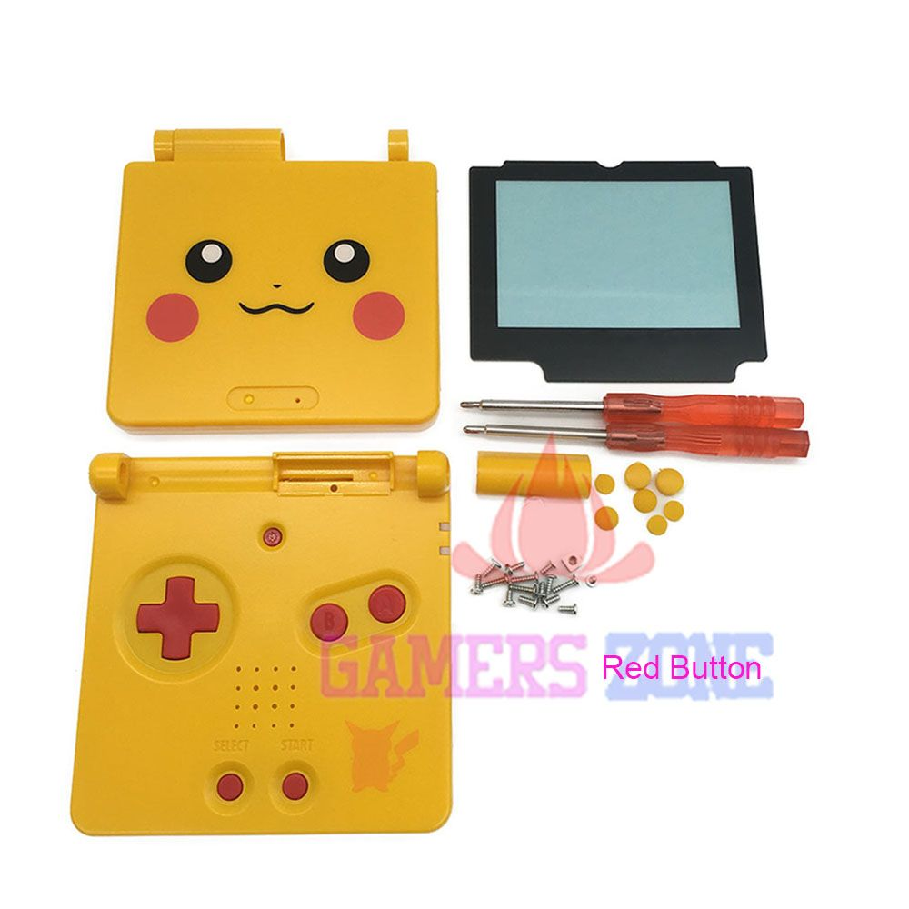 Limited Edition Replacement Full Housing Shell Case Cover for GBA SP Gameboy Advanced SP