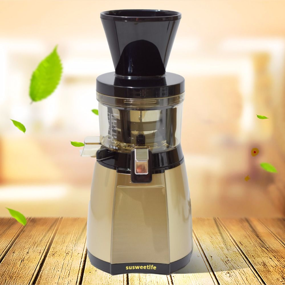 2017 new arrival Slow squeezing technology 43RPM Fruit Vegetable Citrus Juice Extractor