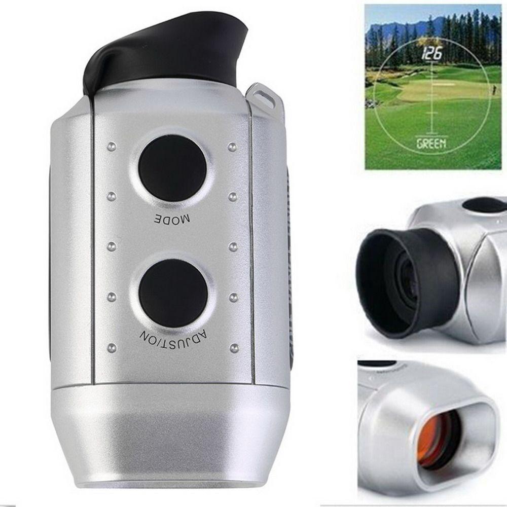 1 Set Numérique 7x RANGE FINDER Golf/Chasse Laser Range Finder Haute Qualité