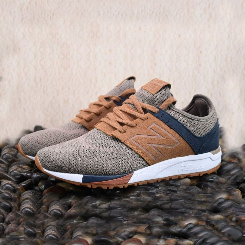 NEW BALANCE MS2018247 Mesh Shoes Classic Style Breathable Sneakers Hot Sale Summer Shoes 36-44 New Arrival