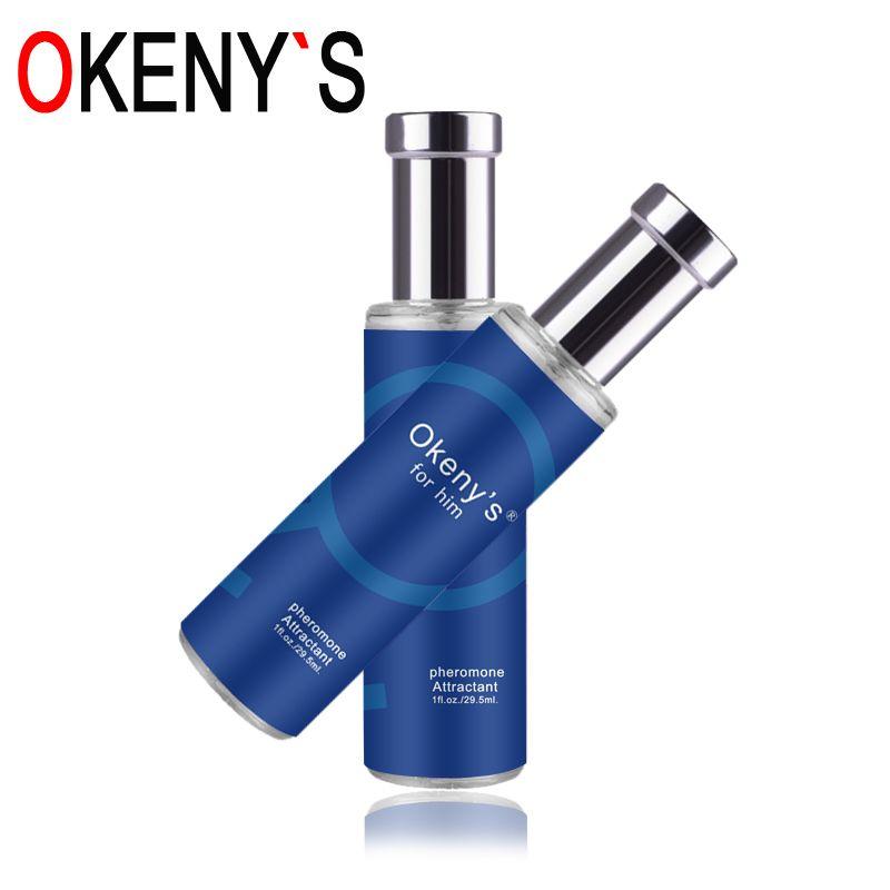 2pcs Sex Perfume for Men Seduce Aphrodisiac Male Spray Oil and Pheromone Flirt L Perfume Men Attract Girl, 29ml ,fragrance