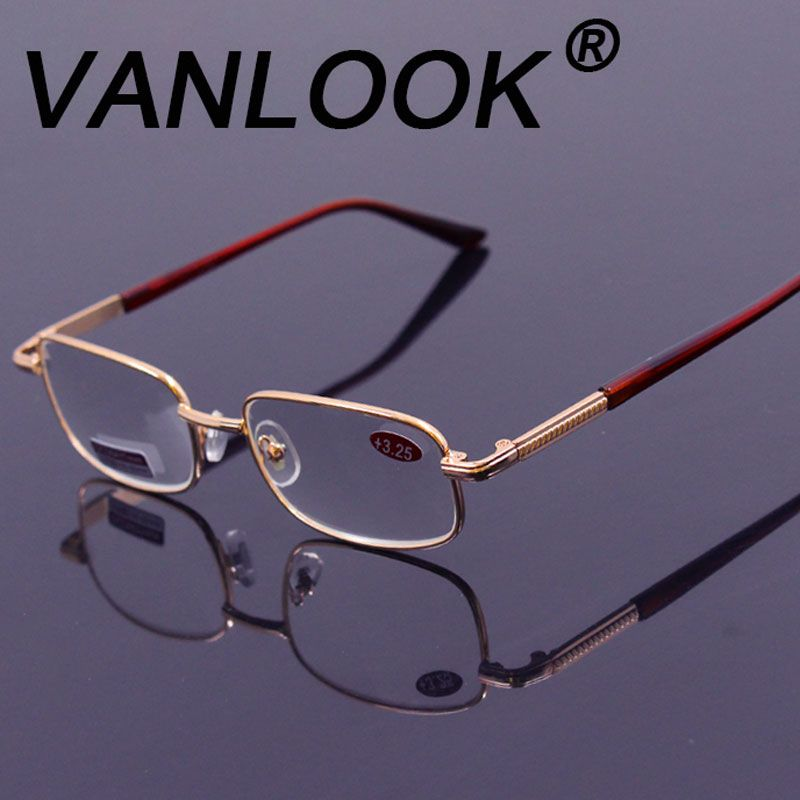 Men's Reading Glasses Glass Farsightedness +50 +75 +100 +125 +150 +175 200 +225 +250 +275 +325 +350 +375 400 +450 +500 +550 +600