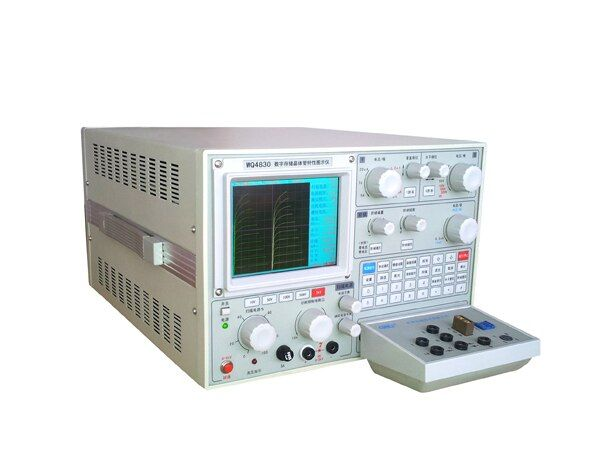 Screen color display digital WQ4830 with USB Transistor Curve Tracer Collector current 50A diode voltage 5kV