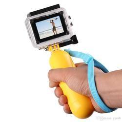 Gopro Bobber Float Handheld Monopod Hand Grip Gopro Accessories For Hero 4 3+ 2 1 SJCAM SJ4000 SJ5000 Xiaomi Yi Action Camera
