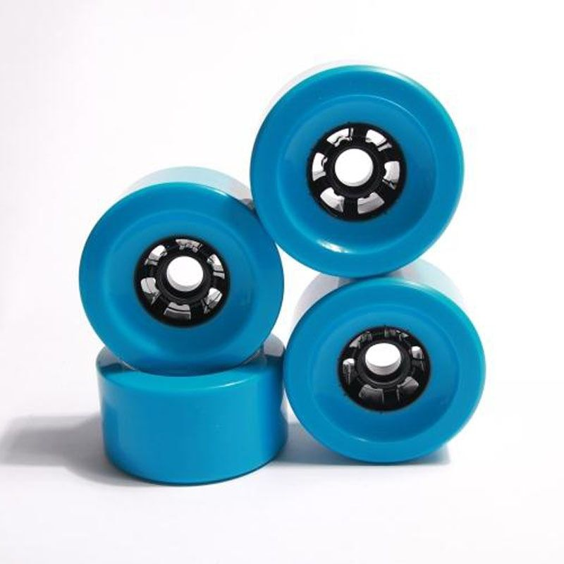 Skateboard Wheels 78A 90x52mm 4pcs Electric Longboard Wheel 97*52mm Roller Skate Tires Wheel Rubber Wheel for Longboard Scooter