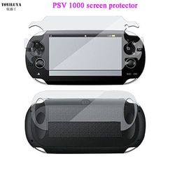 Front+Back HD Clear Screen Protective Film Surface Guard Cover For Psvita PS Vita PSV 1000 LCD Screen Protector