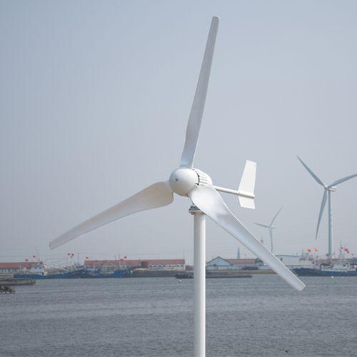 1000 watt wind generator kommen mit 1kw laderegler, niedrigen wind start wind power generator