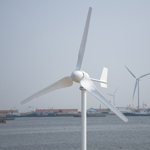 1000 watts wind generator come with 1kw wind charge controller, low wind start wind power generator