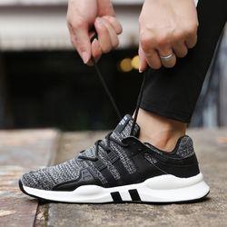 Hombres populares de moda los zapatos casuales transpirable primavera joven barato alta calidad cómodo zapatillas Chaussures pour hommes