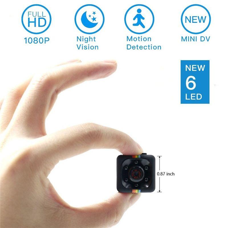 TANGMI SQ11 Full HD 12M 1080P Mini Camera <font><b>Camcorder</b></font> Night Vision Motion Detection Micro Cam Aerial Sport DV Voice Video Recorder