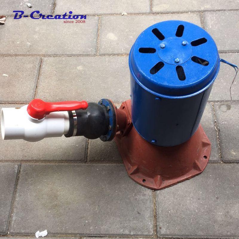 1000 w 2000 w 3000 w 4000 w 220 V wasser Wasserkraft generator einphasig generator Low Speed Starten permanent magnet generator