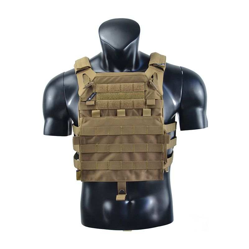 CP Crye JPC 2.0 Tactical Vest Bullet Proof Vest Plate Carrier Cordura Airsoft CQB CQC Wargame Military Hunting Police TW-VT04