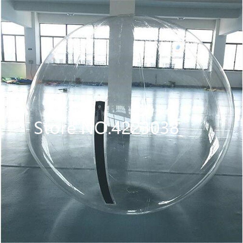 Freies Verschiffen 2,0 mt Durchmesser Aufblasbare Wasser Zu Fuß Ball Menschliche Hamster Ball Riesigen Aufblasbaren Kugel Wasser Zorb Kugel