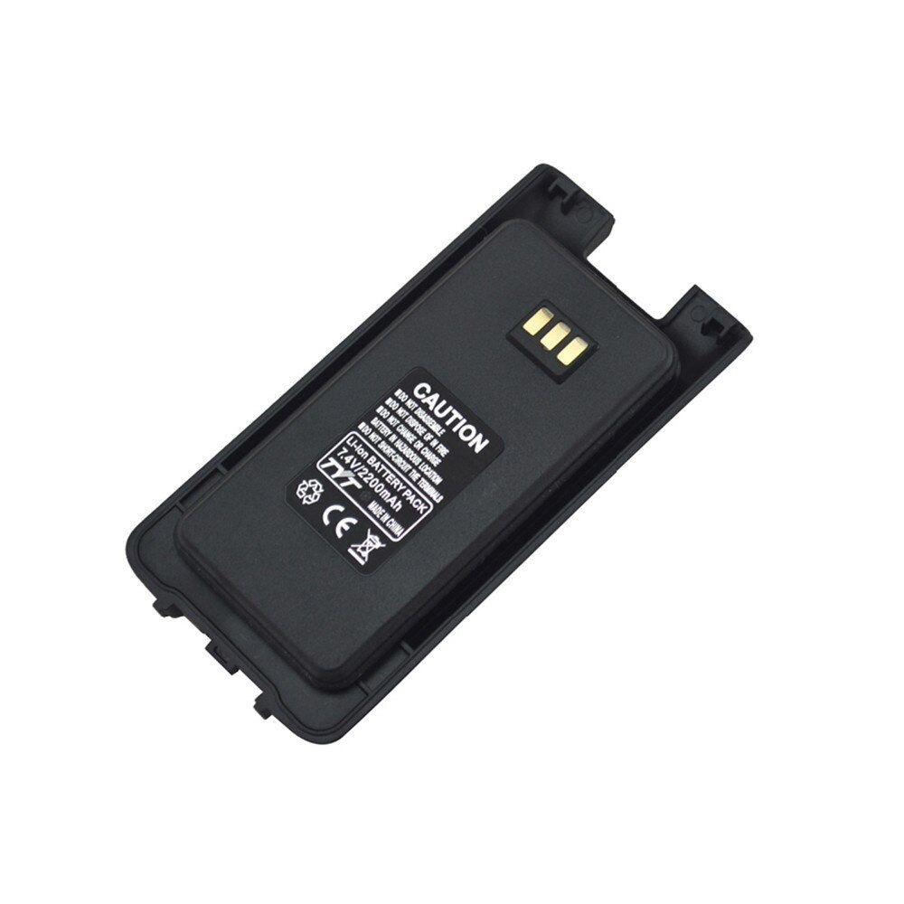 NEW Li-ion Battery Pack 7.4V 2200mAh for Radio Walkie Talkie TYT Tytera MD-680 IP67 Waterproof DMR Digital Walkie Talkie