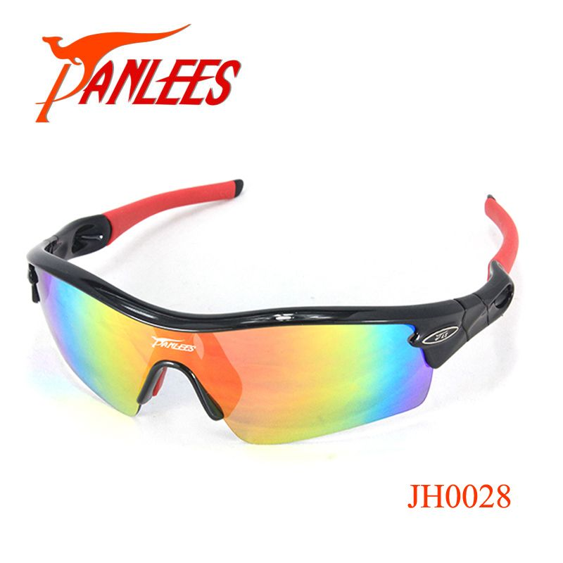 PANLEES Men And Women Outdoor Sports Eyewear 3 Interchangeable Lens Anti-Reflective Sunglasses For Beach Volleyball Handball