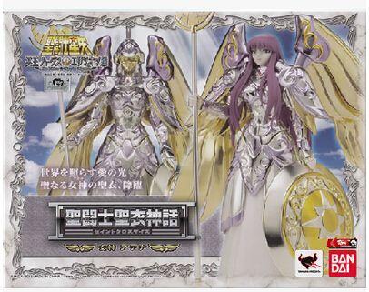 Free shipping original edition Saint Cloth Myth Goddess Athena Form Saint Seiya Action Fgure Super Hero high quality
