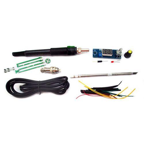 Digitale Lötkolben Station Temperatur Controller Kits für HAKKO T12 Griff