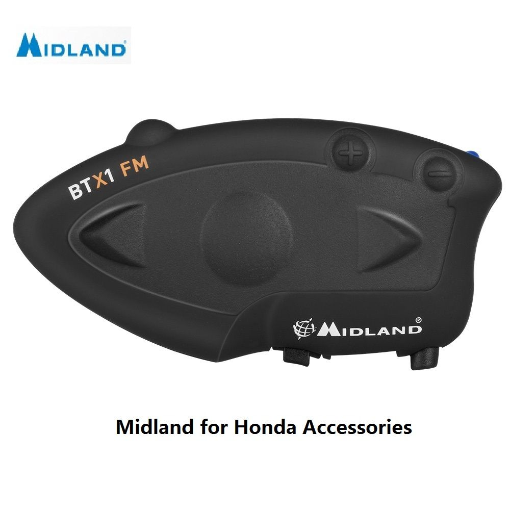 MIDLAND BTX1 FM moto rcycle helm intercom wasserdichte BT sprech intercomunicador moto wireless helm bluetooth headset