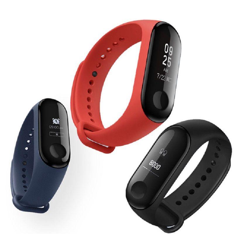Smart Sports MI Band 2 Waterproof Bluetooth Men Bracelet MI Band 3 Heart Rate Running Pedometer MI3 Women Wristband miband