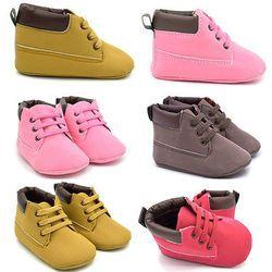 Emmababy untuk Anak Laki-laki dan Perempuan Sepatu Bot Salju Musim Dingin Sepatu Bot Bayi Balita Bayi Baru Lahir Bayi Martin Sepatu
