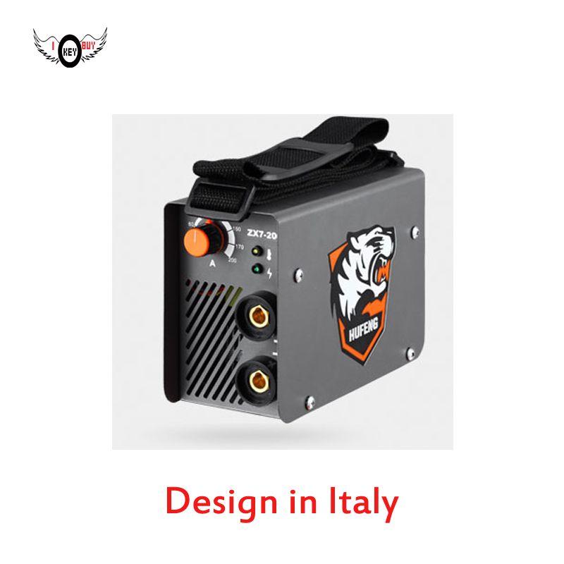 Quality 2017 New IGBT Inverter Electric DC Welding Machines, Mini MMA-200 Auto Mask MMA ARC Stick Welder Welding Machine