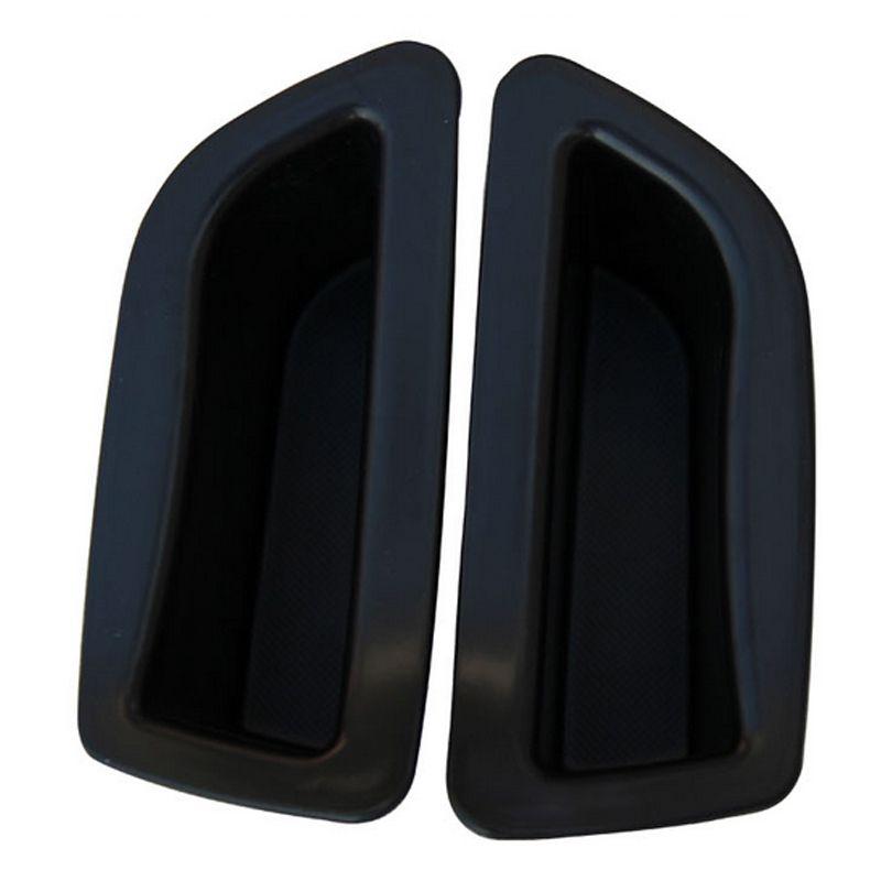 Carmonsons pour Volvo V40 V40CC poignée de porte accoudoir boîte de rangement conteneur plateau de support accessoires voiture organisateur voiture style