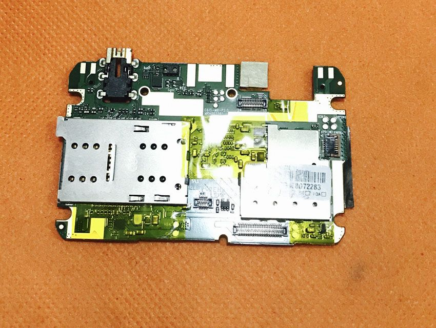Used Original mainboard 4G RAM+32G ROM Motherboard for Blackview R7 MTK6755 Octa Core 5.5 FHD Free shipping