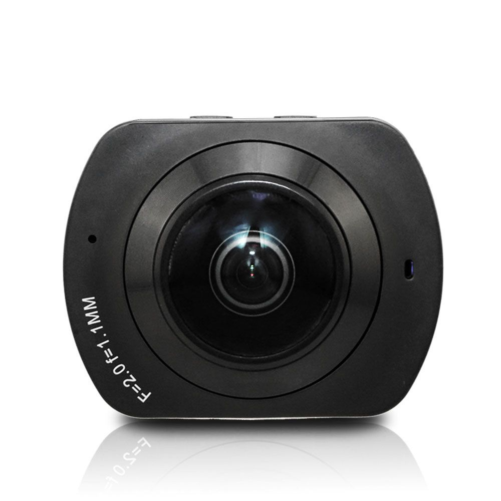 Gizcam 16MP HD Wifi DV Action Mini Panorama Camera 360 Degree Cam Ultra Waterproof 3D VR Video Recorder DVR Panoramic Camcorder