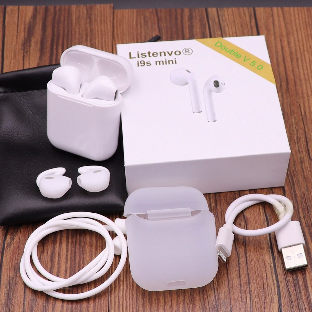 i9s mini tws /i10 tws Air pods Wireless Earbuds Bluetooth Headsets headphones earphone Ear pods For apple Andorid Iphone